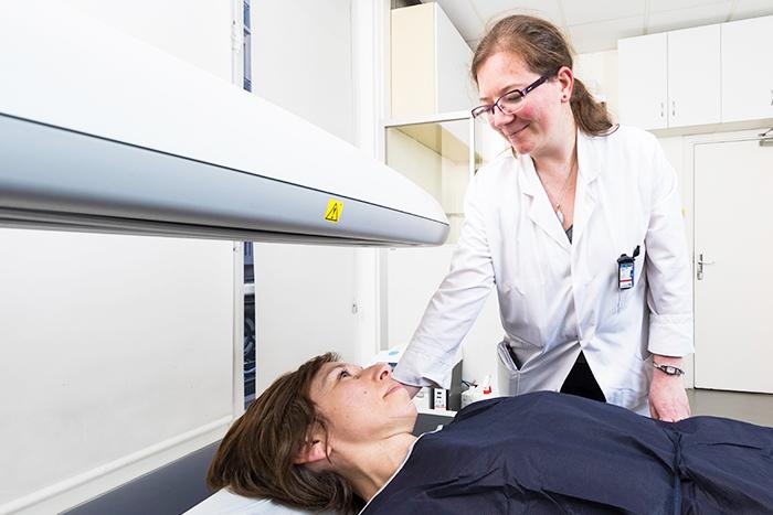 Ostéodensitométrie l Institut de radiologie de Paris