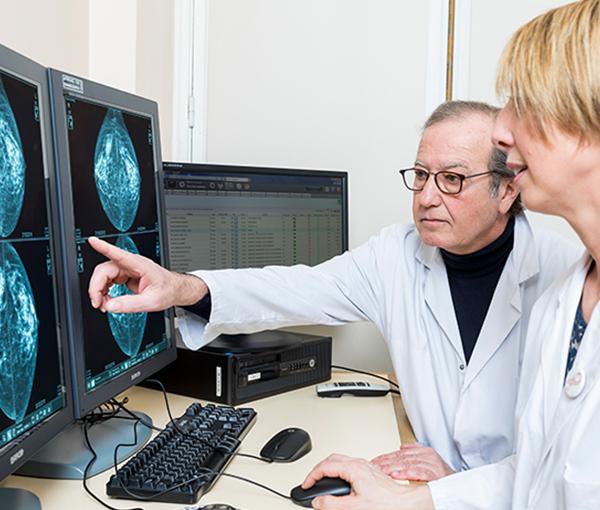 Biopsie et ponction du sein et des ganglions axiliaires l Institut de radiologie de Paris